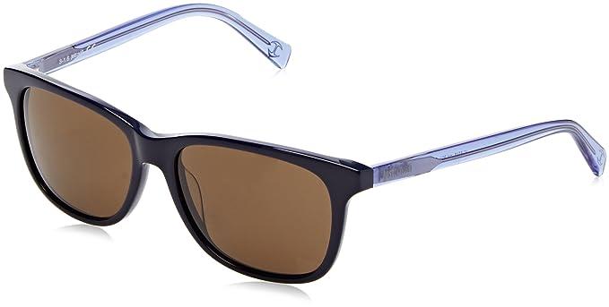 Just Cavalli Gafas de sol, Azul (Blue), 56.0 Unisex Adulto ...
