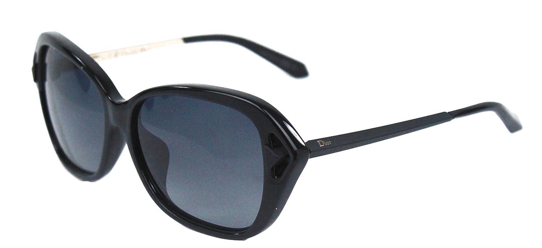 5ba7d6f8f1a003 Christian Dior CHROMATIC F Des lunettes de soleil Noir GVB Femme   Amazon.fr  Vêtements et accessoires