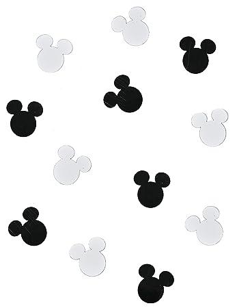 Disney Mickey Minnie Mouse Maus black & white 1 Packung mit 20 Servietten Saisonales & Feste