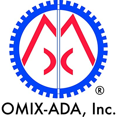 Omix-Ada 17461.02 Crankshaft Pulley and Damper: Automotive