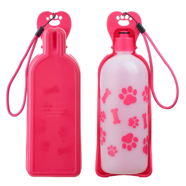 gatti distributori dacqua per cani 11-oz Anpetbest portatile distributore dacqua Dog Travel Bowl