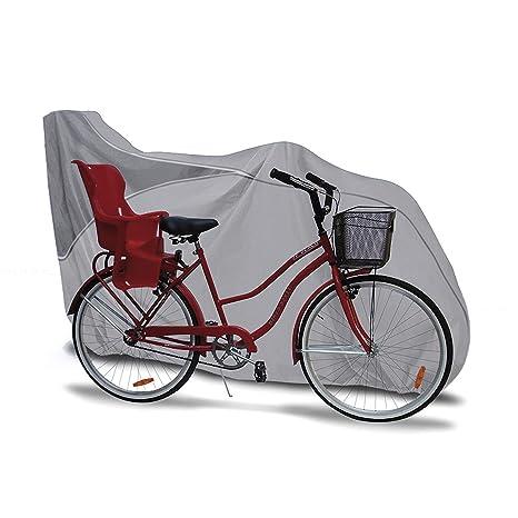 Rayen 6098 - Funda para Bicicleta, impermiable y con Cierre ...
