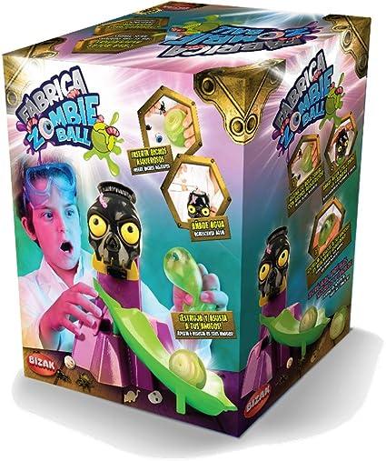 Bizak - Juego de Mesa Fabrica Zombie Ball (35001914): Amazon.es: Juguetes y juegos