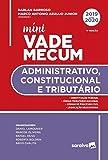 Mini Vade Administrativo, Constitucional E Tributário