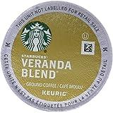 Starbucks Veranda Blend Blonde, K-Cup for Keurig Brewers,  24 Count