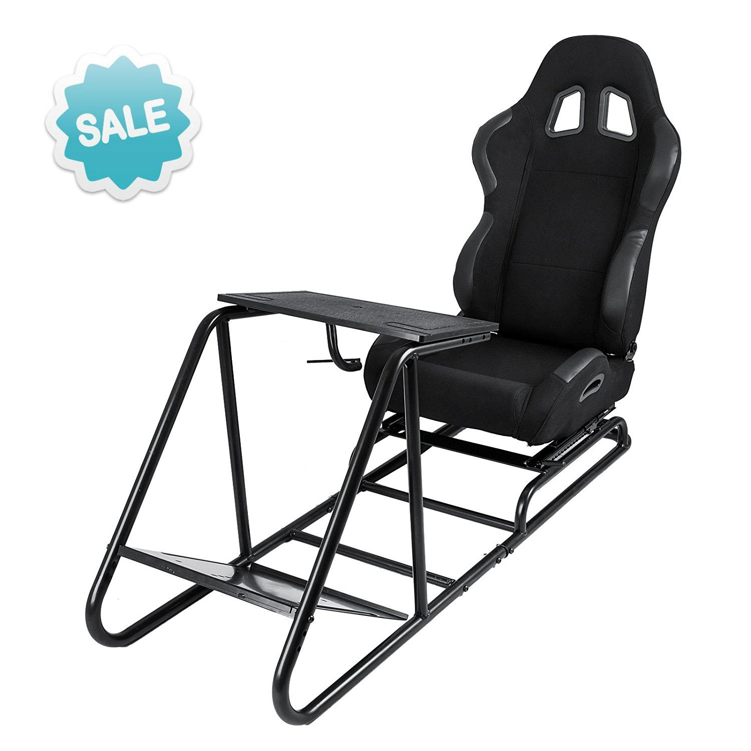 Amazon VEVOR Driving Simulator Gaming Chair Adjustable and