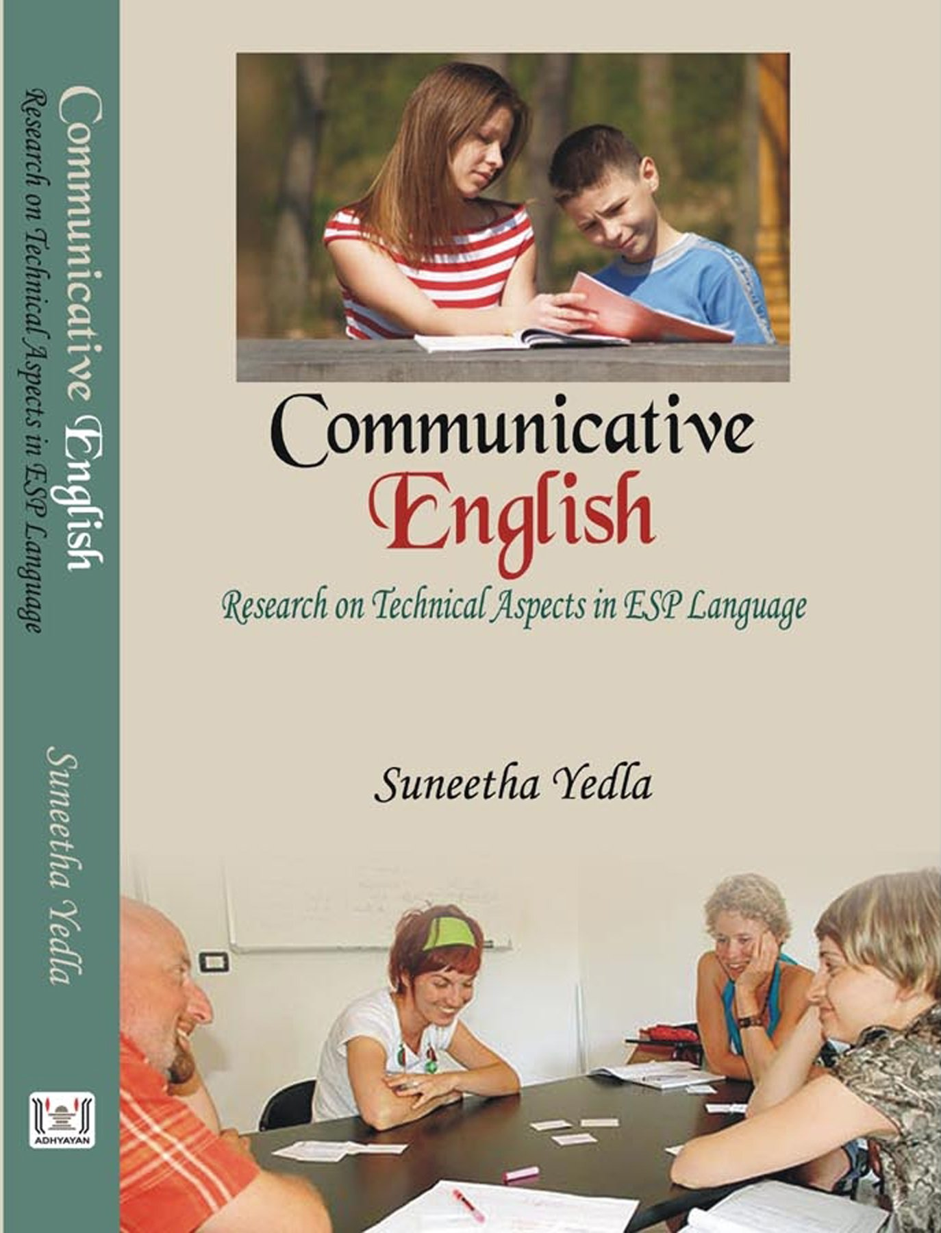 Download Communicative English Research on Technical Aspects in ESP Language PDF