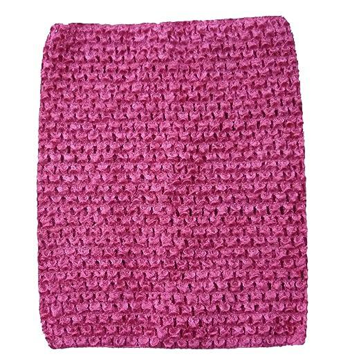 5c235baf0c1 Amazon.com  KADIWOW Crochet Tutu Tops for Kids  Clothing
