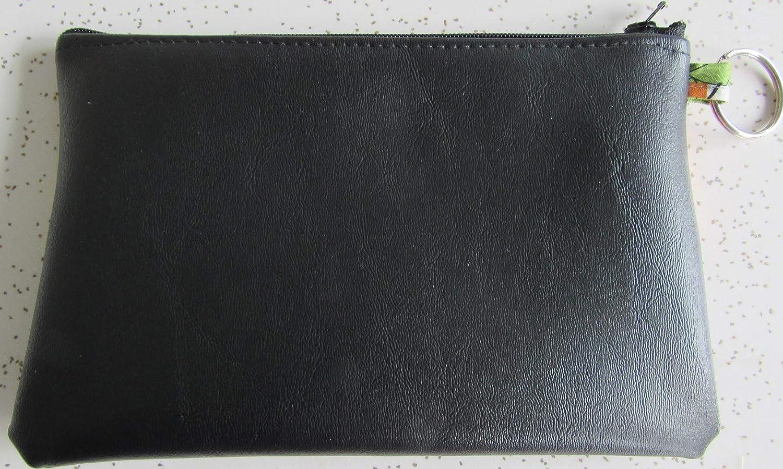 Charley Harper Limp on a Limb Fabric Cat Crossbody Bag Front Zipper Pocket Crossbody Bag- Black Vegan Leather Crossbody Bag ON SALE!