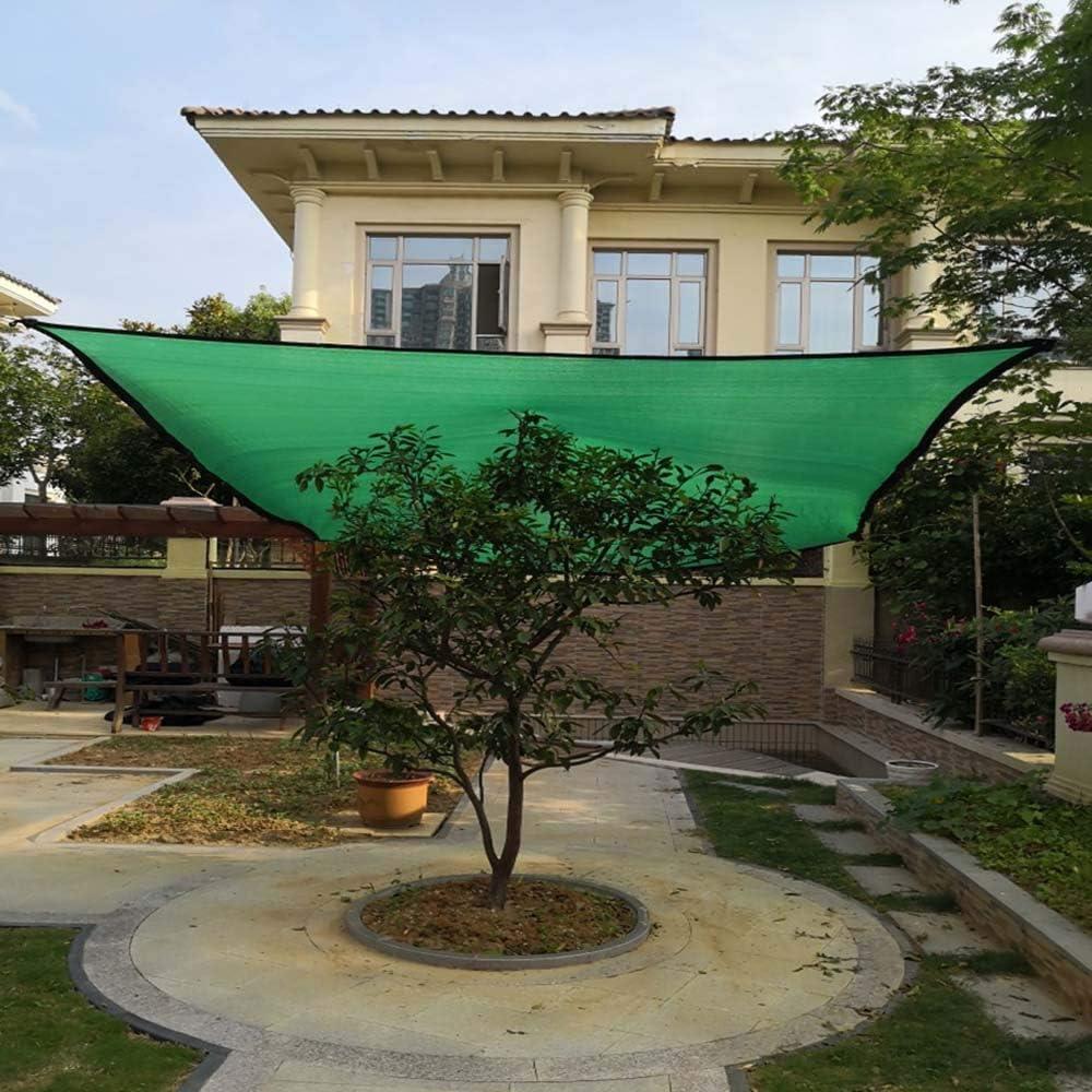 LKLXJ - Parasol rectangular para patio, 85% de tamaño completo ...