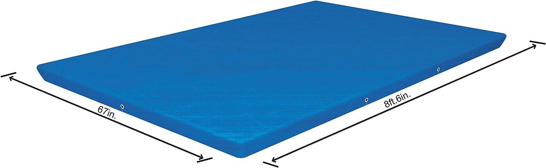 Bestway 58105 - Cobertor Invierno para Piscina Desmontable 259x170 cm