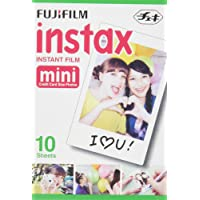 Fuji Instax Instant Film Single Pack - 10 Prints (OLD MODEL)