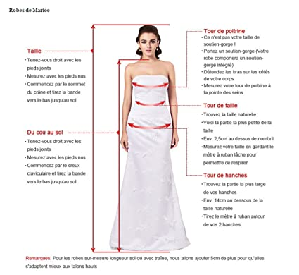 Dressvip Romantique Robe De Mariage De Mariee Pour Mariage Sans