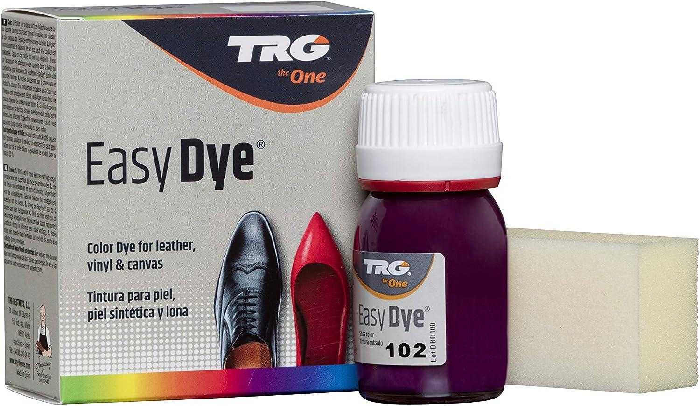 Tinte para zapatos y complementos TRG The One Easy Dye # 102 Lila Oscuro