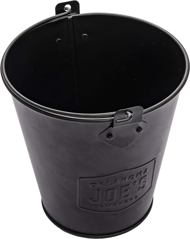 Oklahoma Joe's 9518545P06 Drip Bucket, Black