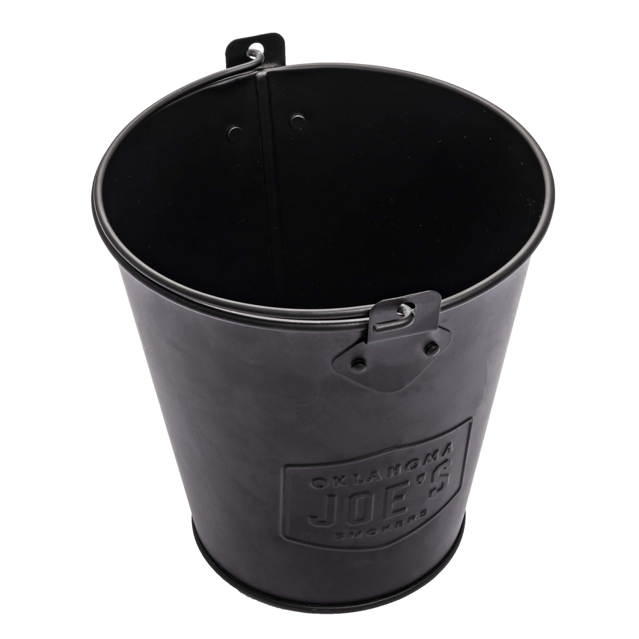 Oklahoma Joe's 9518545P06 Drip Bucket, Drip Bucket, Black