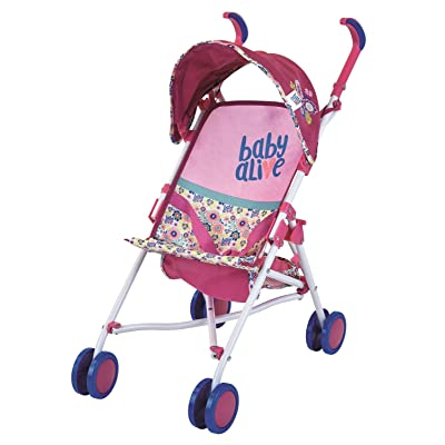Baby Alive Doll Stroller Toy: Toys & Games