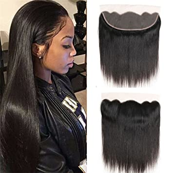 Ear to Ear Frontal Lace Closure with Bundles