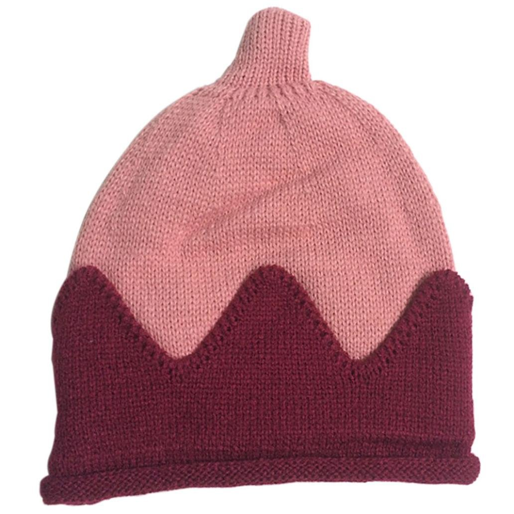 New Baby Boy Girl Wool Beanie Hat Soft Winter Warm Cap TM Baby Hats,Elevin