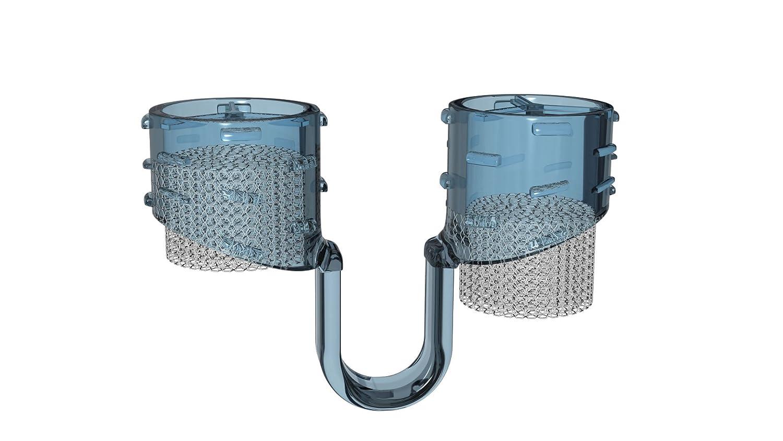 incluye 1 Porta Filtros talla S con 8 mm de di/ámetro interior uso mayormente para adolescentes y mujeres ref.: 05015 /¡Para filtrar POLVO y 30 filtros de recambio Sistema de FILTROS nasales de PARTICULAS Best Breathe/® Filter SUCIEDAD,