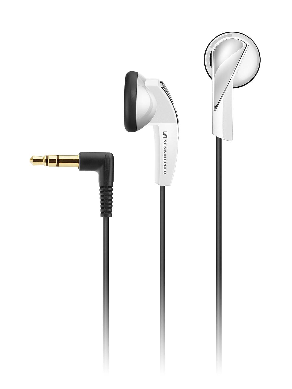 Sennheiser Mx 365 Earphones White Home Audio Theater Handsfree Jbl Super Bass J 344