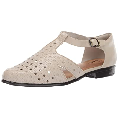 Trotters Women's Leatha Open Weave Sandal   Sandals