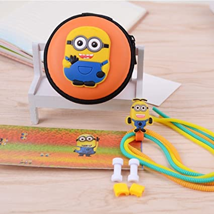 Amazon.com: Cable USB Earphone Protector Conjunto con ...