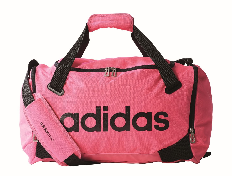 adidas Daily Gym Bag Bolsa de Deporte Hombre Rosa Rossol NS