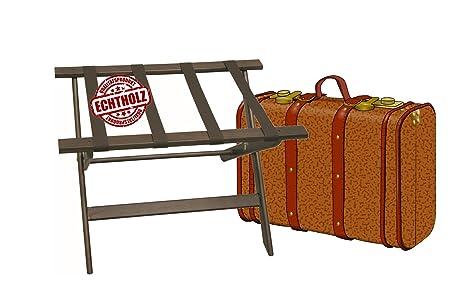 Ripiano pieghevole per valigia in legno nobile amazon casa e
