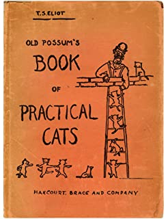 The illustrated old possum old possums book of practical cats old possums book of practical cats 1939 fandeluxe Choice Image