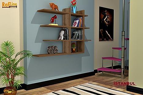 Oyo concept mensola cd dvd libreria libreria da parete