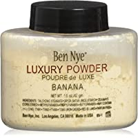 Ben Nye Luxury Powder Face Makeup, Banana, 1.5 oz