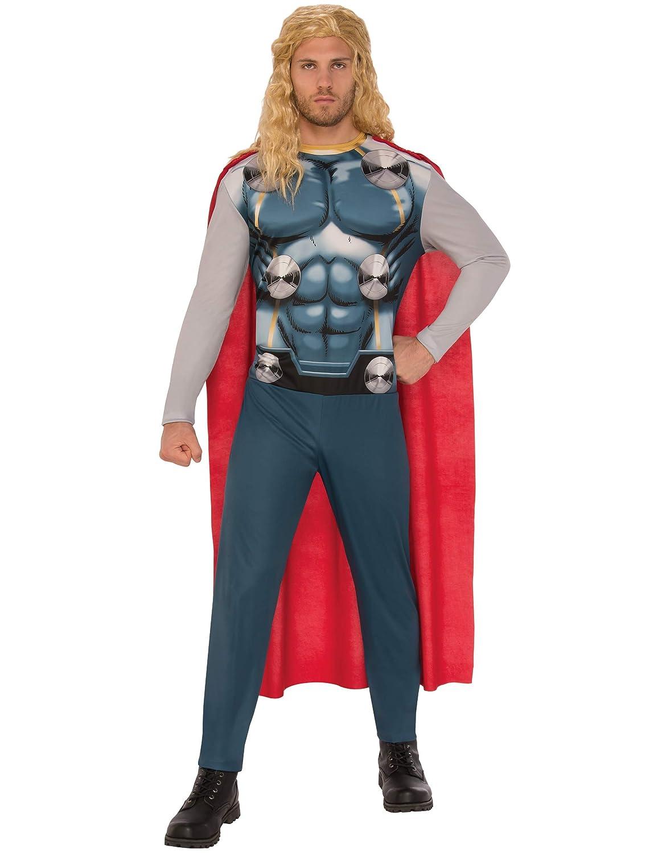 Marvel - Disfraz de Thor 2 para hombre, Talla M adulto (Rubies 820959-M)