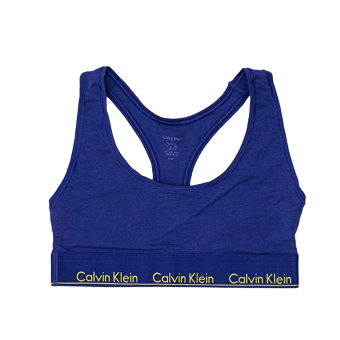 Calvin Klein - Sujetador Deportivo - para Mujer: Amazon.es: Ropa y accesorios