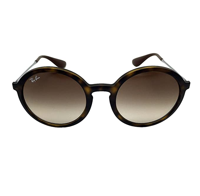 a30b4aaf205 Ray Ban Aviator RB4222 865 13 Tortoise  Brown Gradient 50mm Sunglasses   Amazon.co.uk  Clothing