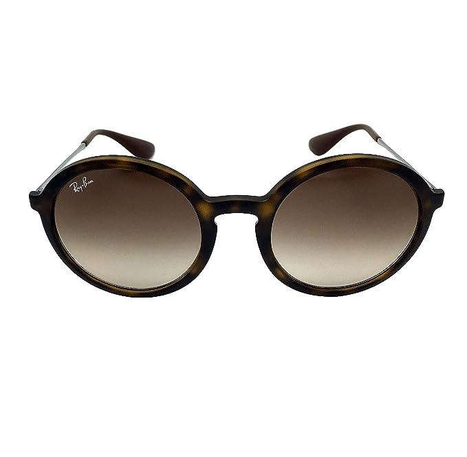92bdfc2699 Ray Ban Aviator RB4222 865 13 Tortoise  Brown Gradient 50mm Sunglasses   Amazon.co.uk  Clothing