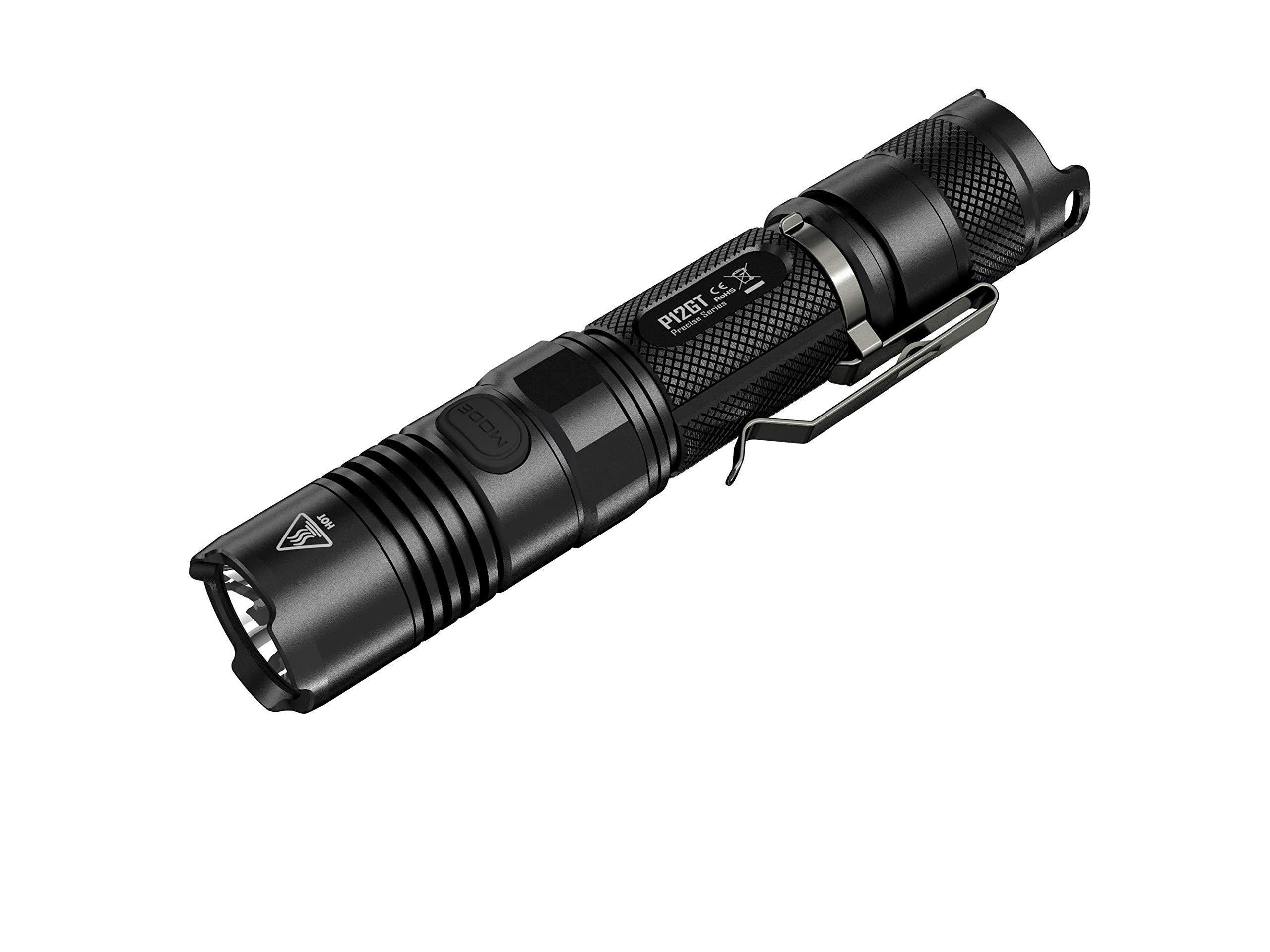 Linternas : Nitecore Precise P12GT 1000 lm Flashlight