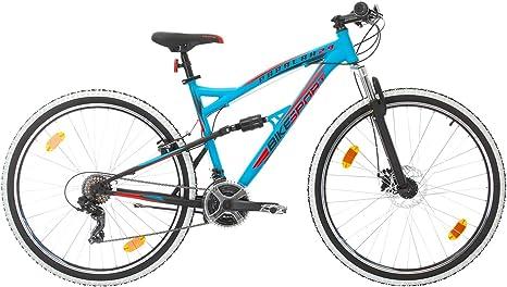 Bikesport Bicycle Mtb Mountain Bike Fully Full Suspension 29 Inch Parallax Shimano Gear Sport Freizeit