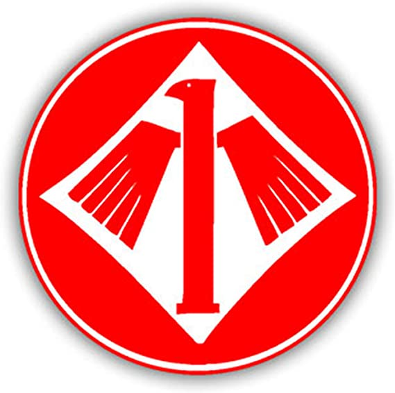 Aufkleber Sticker Jg 1 Oesau Jagdgeschwader Abzeichen Wappen 7cm A795 Auto