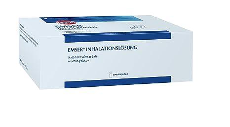 Inhalationslösung für vernebler