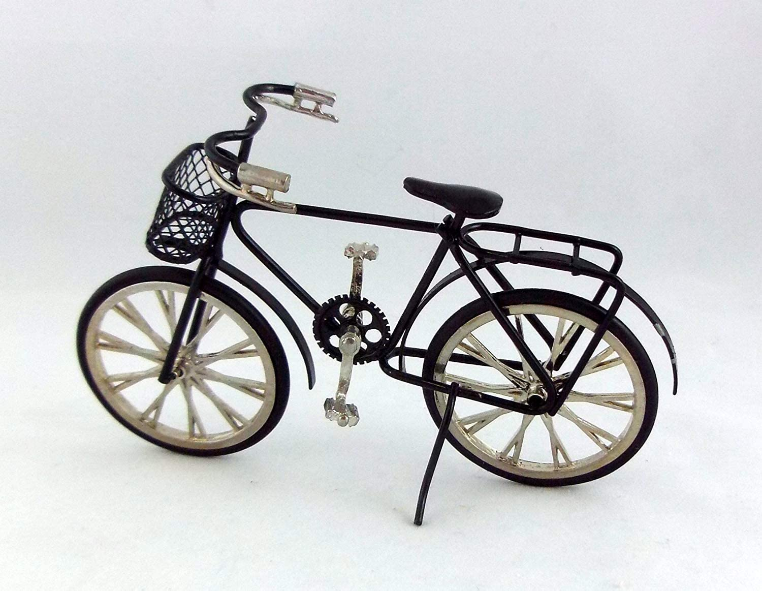 #G8140 Miniature Bicycle 1//12 scale Black