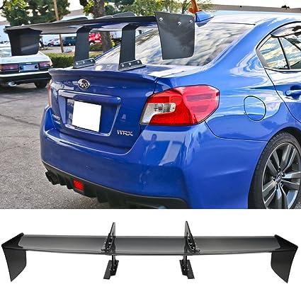 Amazon Com Trunk Spoiler Fits 2015 2018 Subaru Wrx Sti Gt Style