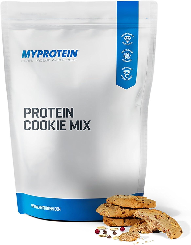 MyProtein Cookie Mix Galletas de Proteínas, Sabor Chocolate ...