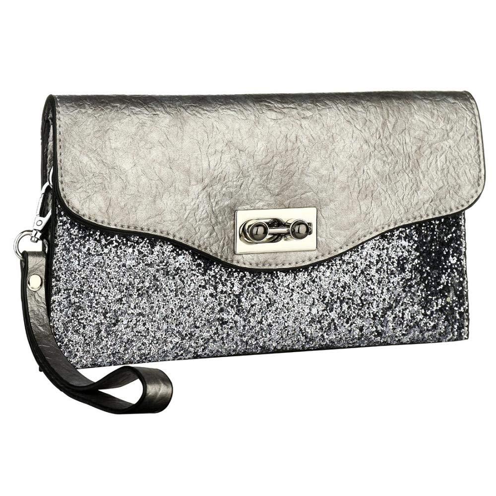 Box Bag Ladies Clutch Bag...