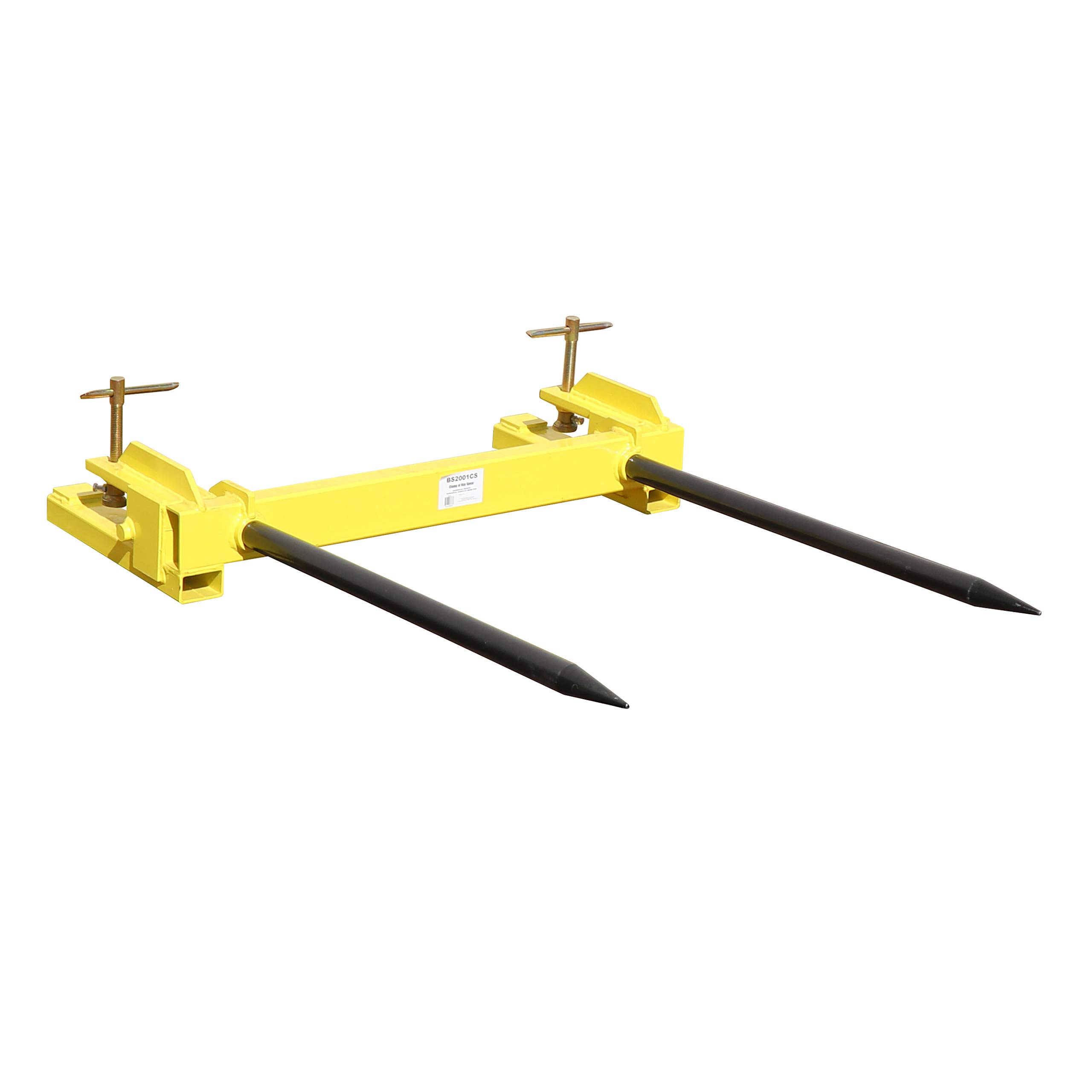 Titan Clamp on Hay Spear Attachment | Dual Spear