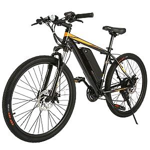 Speedrid 26/27.5 Inch Electric Bike