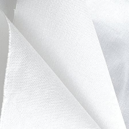 """per metre EXTRA WIDE 60/"""",WHITE,100/% COTTON CURTAIN TABLECLOTH  UPHOLSTERY FABRIC"""