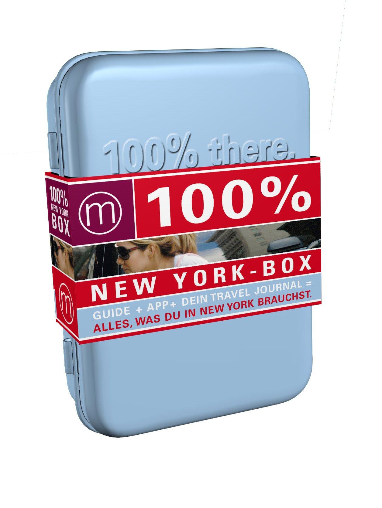100% Cityguide New York Geschenkbox
