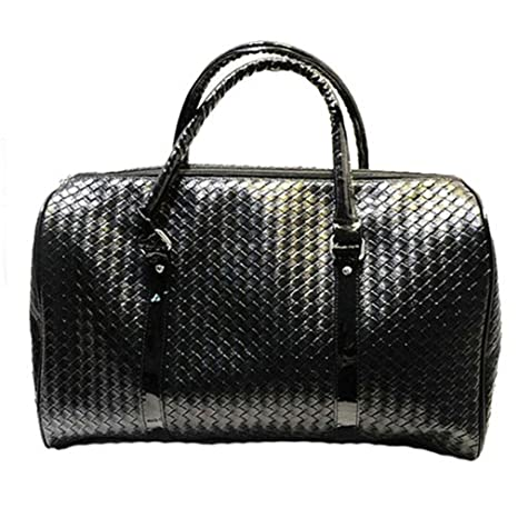 82b5586c4b54 Amazon.com: KEISHJD Men/Women Large Luggage Handbag Knitting Pattern ...