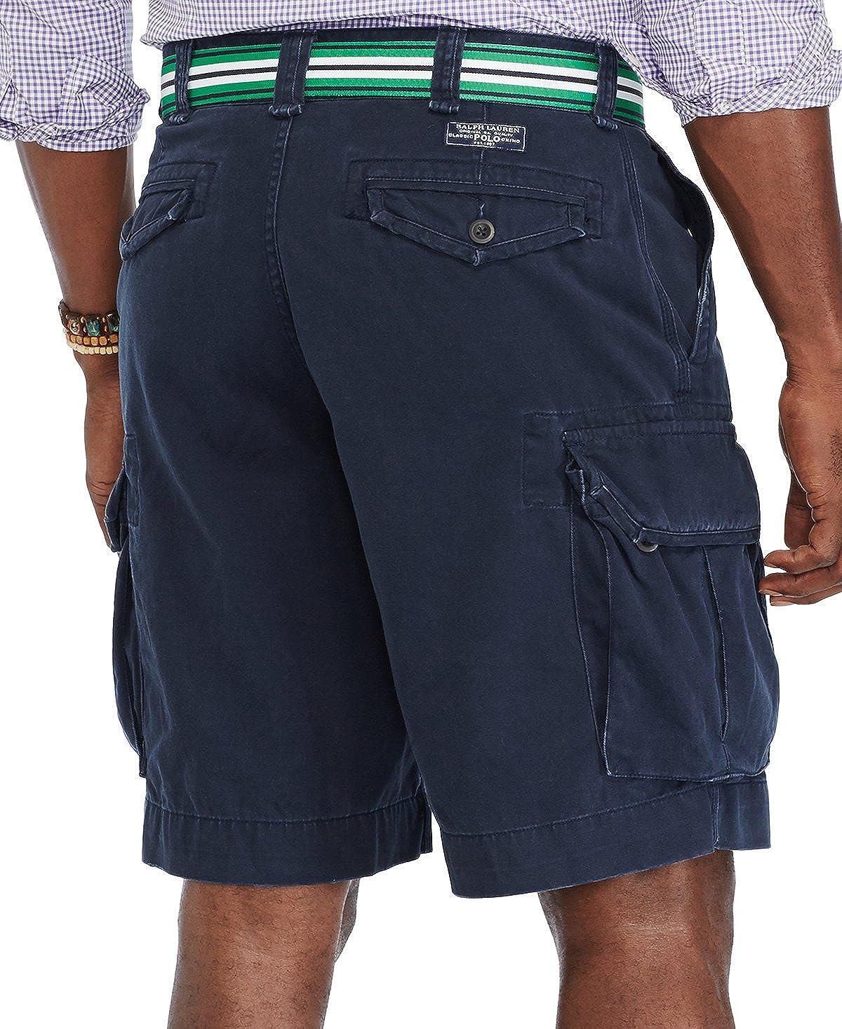 Polo Ralph Lauren Mens Fit Commander Cargo Shorts